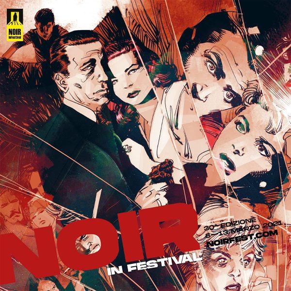 Noir In Festival 2021, il programma